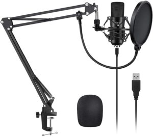 Yotto microfono a condensatore USB Kit