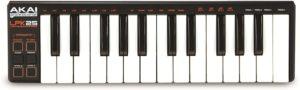 AKAI Professional LPK25- tastiera MIDI controller portatile