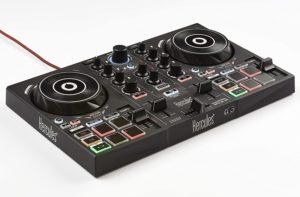 Hercules DJControl Inpulse 200- console DJ con USB