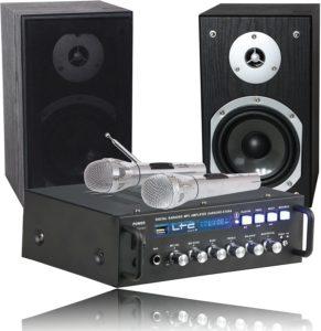 LTC Ibiza Karaoke- impianto audio karaoke professionale