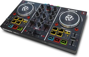 Numark Party Mix- console DJ scheda audio integrata