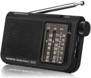 Retekess V117- radio portatile tascabile