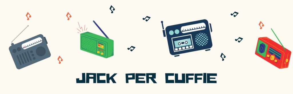 radio portatile Jack per cuffie