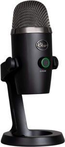 Blue Microphone Yeti- mini microfono professionale