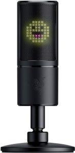 Razer Seiren Emote- mini microfono USB