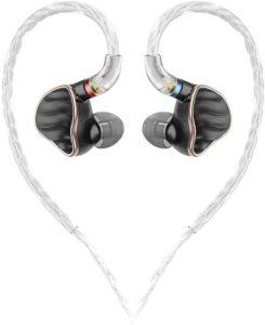 FiiO FH7: in ear monitor ibridi