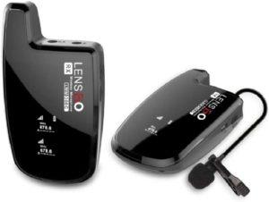 LENSGO LWM-308C: sistema microfonico lavalier wireless