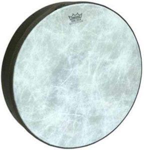 Remo 832610: tamburo a cornice fiberskyn