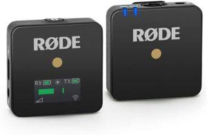 Rode wireless GO: sistema microfono wireless compatto
